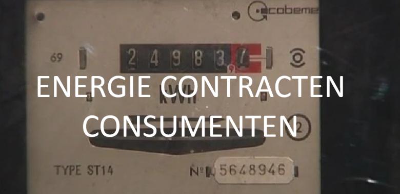 energie contracten CONS